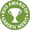 RHS Award of Garden Merit logo